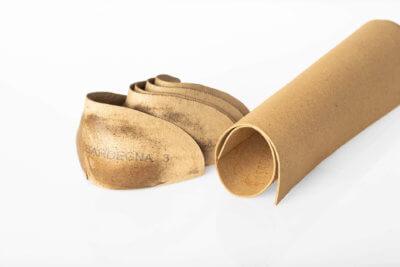 Materiale scarpe antinfortunistiche puntali e contrafforti per scarpe da lavoro