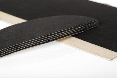 Materiale scarpe antinfortunistiche puntali per scarpe da lavoro