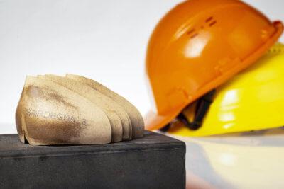 Materiale scarpe antinfortunistiche contrafforti per scarpe da lavoro